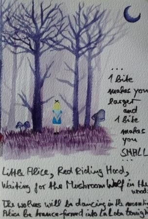 alice, die wolfsfrau